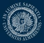 Logo de la Universidad de Almería