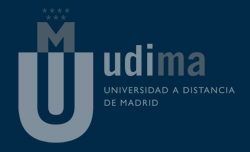 Logo de la Universidad a Distancia de Madrid