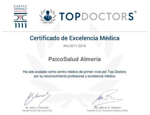 Centro de Excelencia Top Doctors
