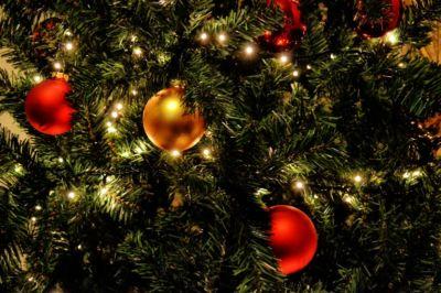 Arbol de navidad psicosalud ALmería