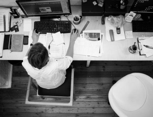 """El síndrome de Burnout o estar """"quemado"""" en el trabajo."""