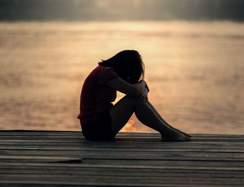 Estar deprimido, rayado, preocupado… en la adolescencia.