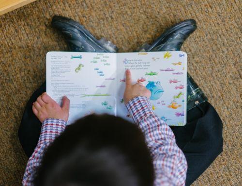 Beneficios psicológicos de leer cuentos con los niños.