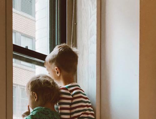Necesidades de los niños en la situación de confinamiento por el COVID-19