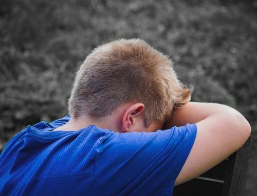 Depresión infantil, no es solo una cuestión de adultos.